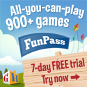Get a 7-Day Free Trial to FunPass