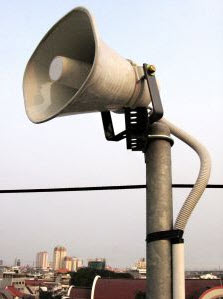 megaphone Watch What You Blog, Post and Tweet Online
