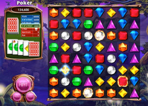 Bejeweled 3 Poker