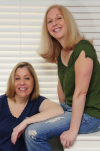 Joanne Lewis and Amy Lewis Faircloth