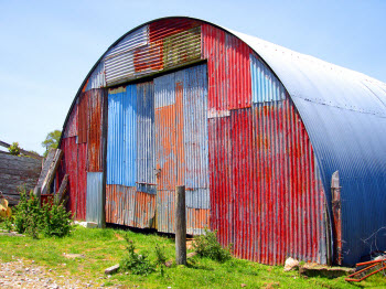 Red Metal Shed Mismatch A Content Marketing Fail That Doesnt Have to Happen