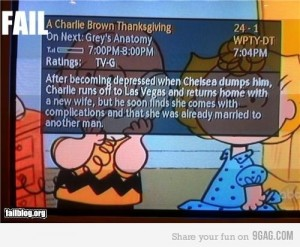 charlie brown thanksgiving 300x247 Links: Thanksgiving 2011