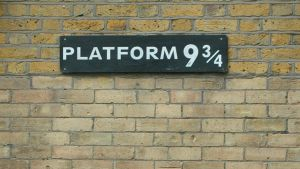 platform 9 and 34 Four Steps to Building a Platform