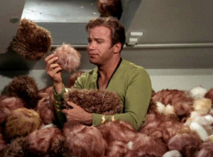 star trek kirk tribbles 300x221 The Trouble with Tribble ish Content Marketing